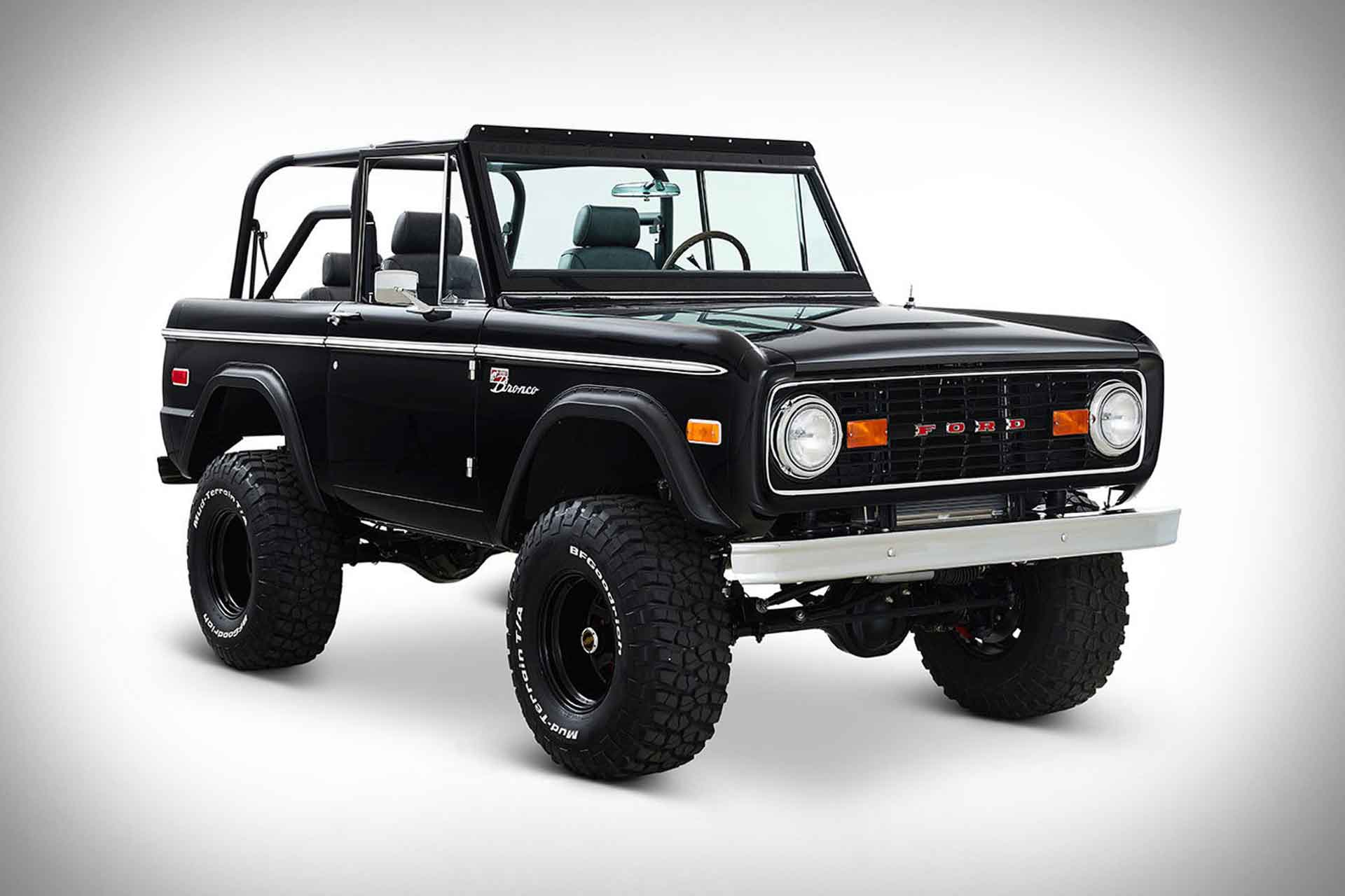 CFB Vail 1968 Ford Bronco SUV
