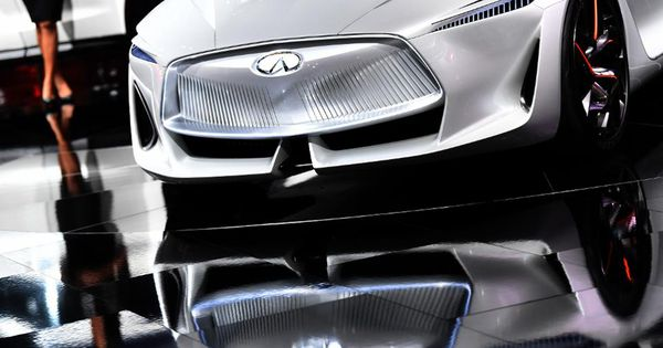 Infiniti Design Chief Ousted