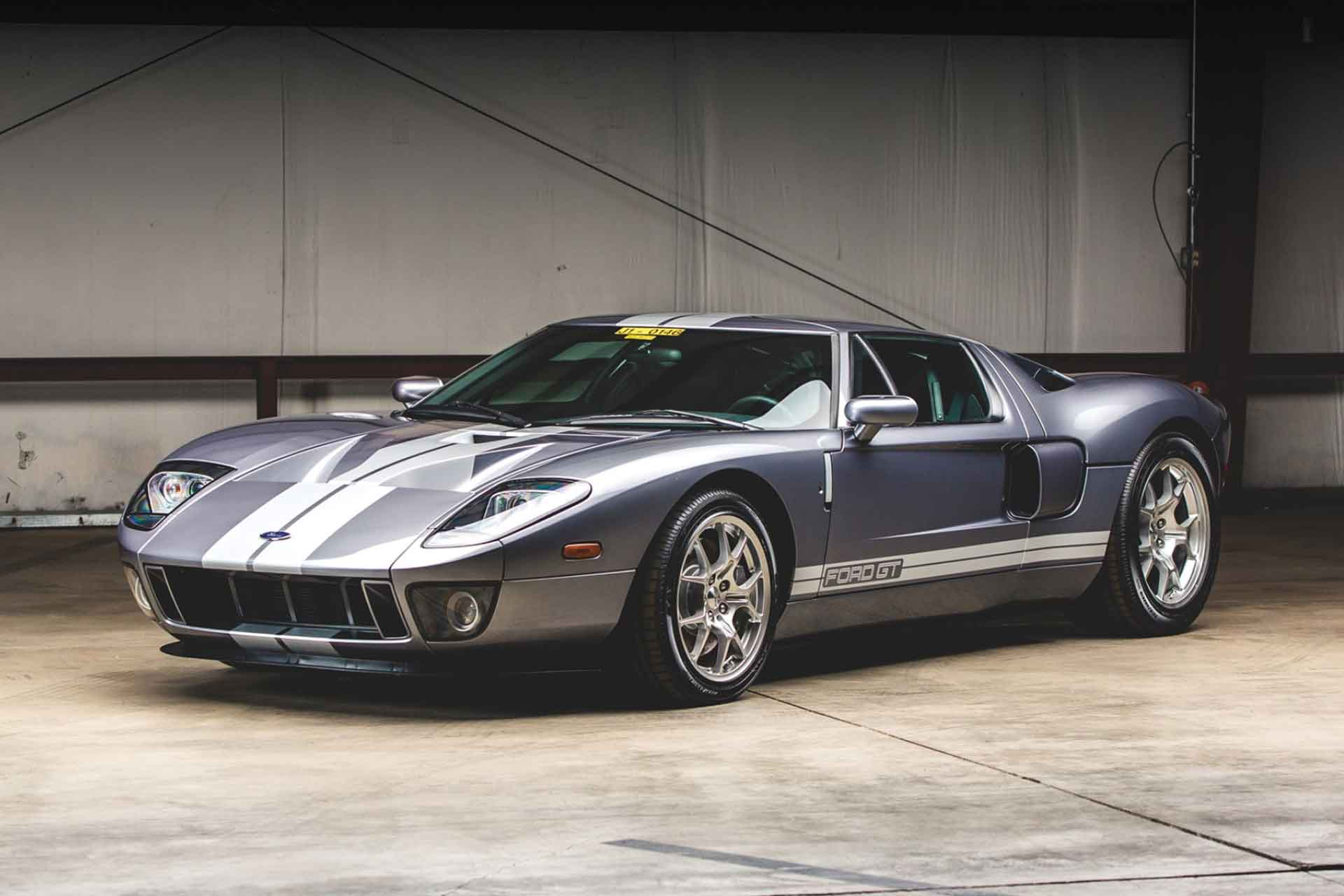 Ford GT Coupe 2006