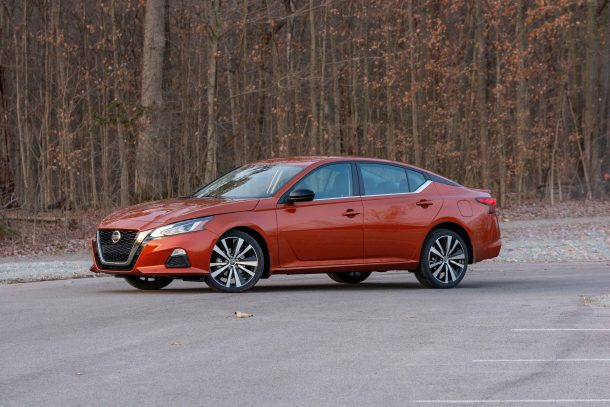 Nissan Altima AWD Review 2020 – De 'Not a Rental'-recensi