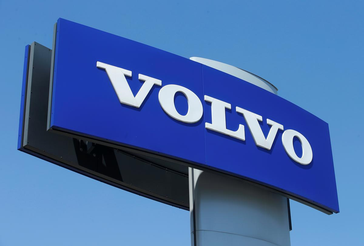 Volvo Cars start volgende week productie in Zweden