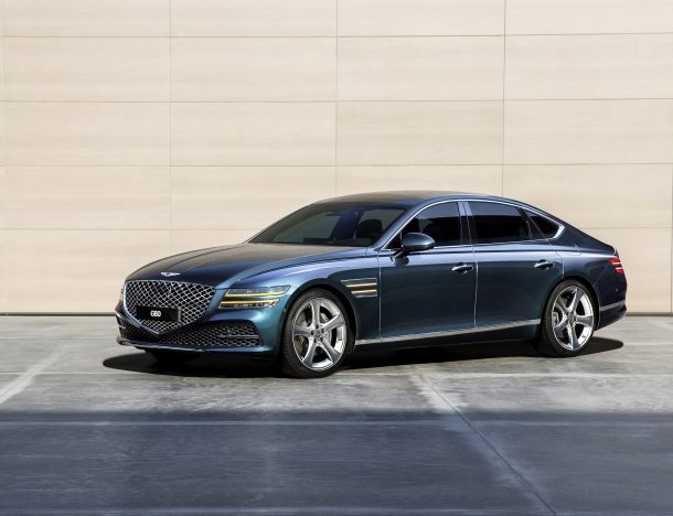 Hyundai, Genesis Design Boss Hits the Road