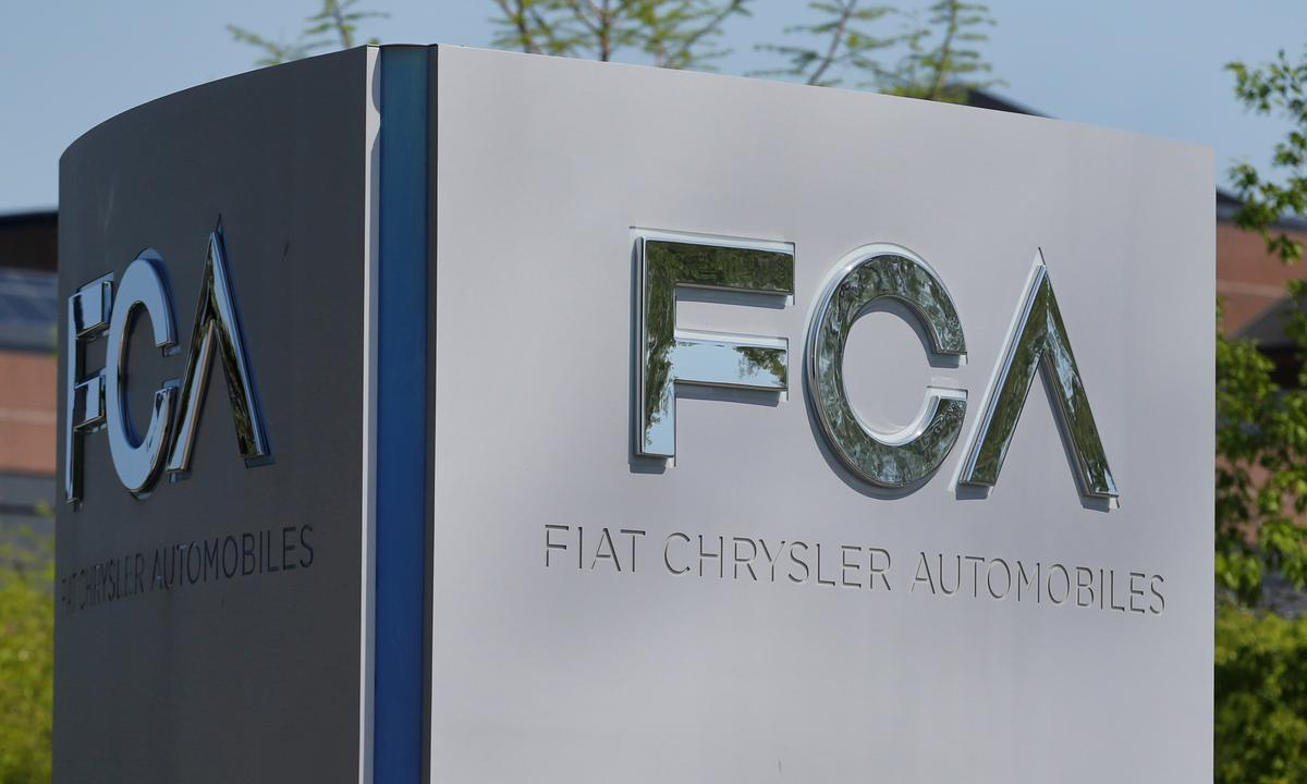 Fiat Chrysler, Hyundai driemaandelijkse autoverkoop in de VS door virusaanval – Reuters UK